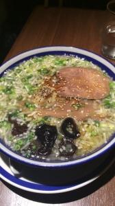 0仙台牛タンねぎ塩ラーメン 㐂蔵
