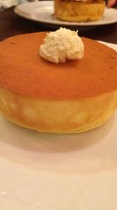 星野珈琲 スフレパンケーキ