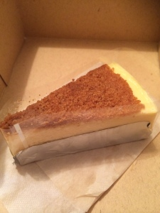 パパジョンズ チーズケーキ