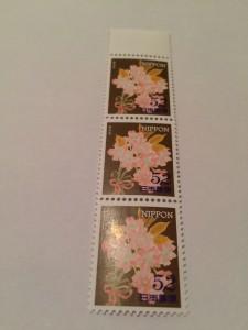 郵便局 限定切手