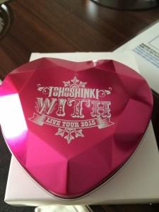 チョコレートクッキー 2015 WITH