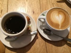 マカロニ コーヒー