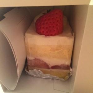 千疋屋 ケーキ