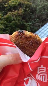 イオン 京セラドーム 焼きおにぎり