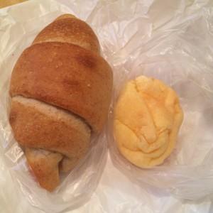 しおバターパン