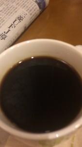 コーヒー 油