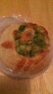枝豆 パン