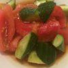 きゅうりとトマトの中華マリネ クックパッド