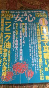 安心 1円玉 血管 強い ニンニク油