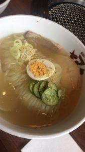 焼肉 冷麺 ヤマト
