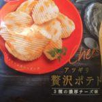 アツギリ 贅沢ポテト