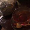 桜の和紅茶