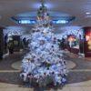 東京駅のクリスマスツリー
