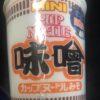 味噌カップヌードル