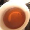 深山のかおりの茶柱