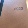 無印の手帳2020