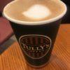 タリーズのカフェラテ