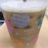 アイスのカフェラテ