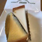 中目黒 ヨハンのチーズケーキ