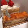 誕生日にはケーキ
