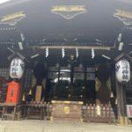 新宿の熊野神社